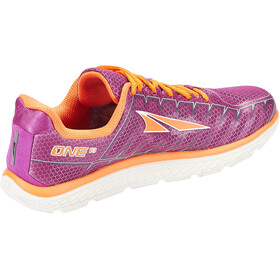 Altra One V3 Chaussures de trail Femme, purple/orange
